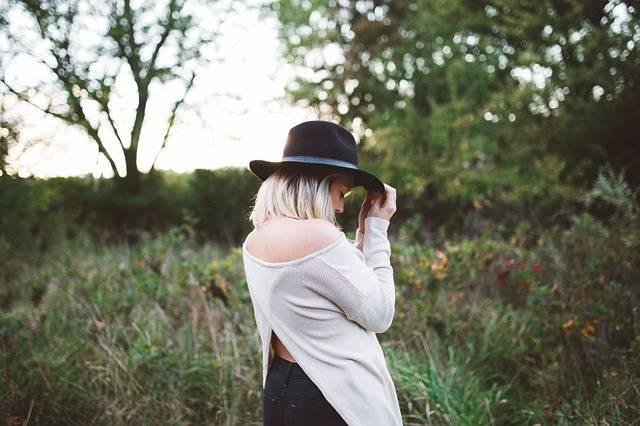 Female Hat Girl - Free photo on Pixabay (519143)