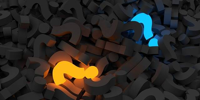 Question Mark Pile Questions - Free image on Pixabay (519151)