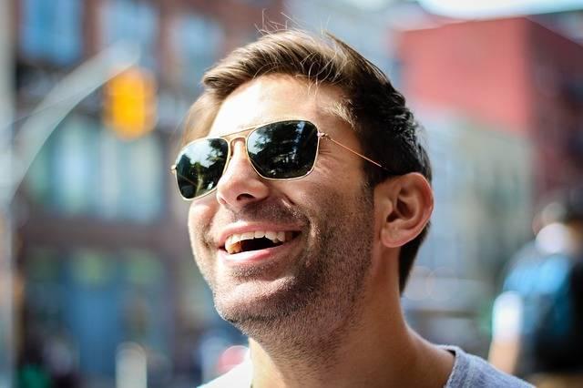 Happy Man Adult - Free photo on Pixabay (521429)