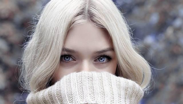 Winters Woman Look - Free photo on Pixabay (522263)