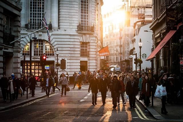 Urban People Crowd - Free photo on Pixabay (532592)