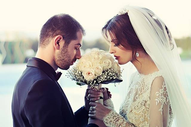 Wedding Couple Love - Free photo on Pixabay (532595)