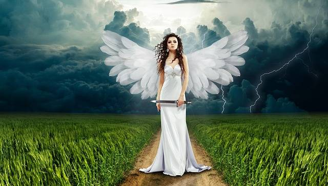 Angel Nature Clouds - Free photo on Pixabay (533982)