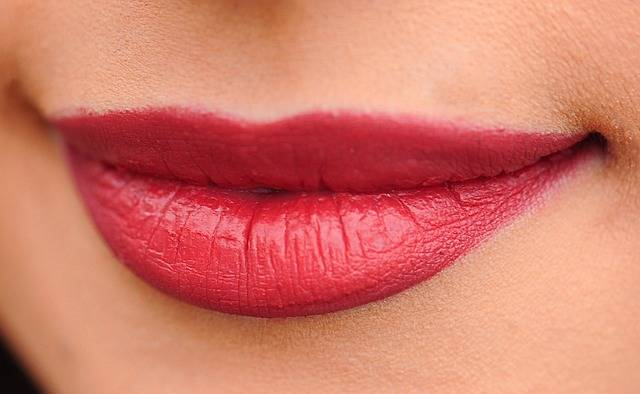 Lips Red Woman - Free photo on Pixabay (533993)