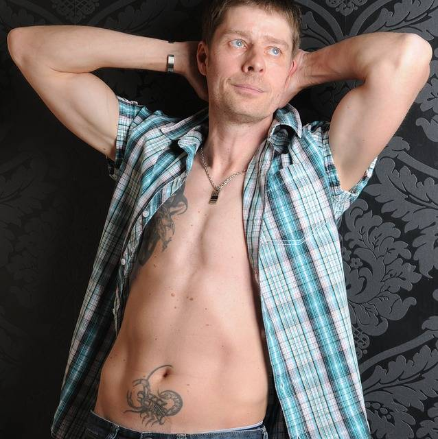 Man Tattooed Male - Free photo on Pixabay (548107)