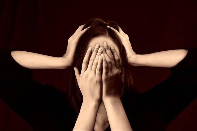 Woman Face Bullying - Free photo on Pixabay (552909)