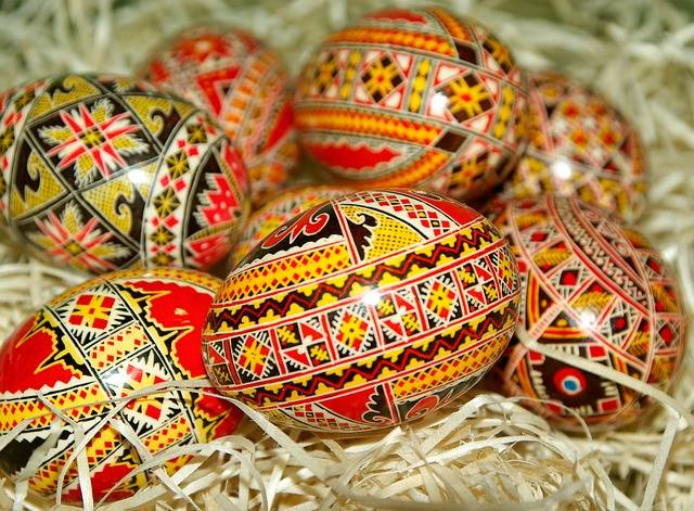 Romania Easter Eggs Painted - Free photo on Pixabay (553073)