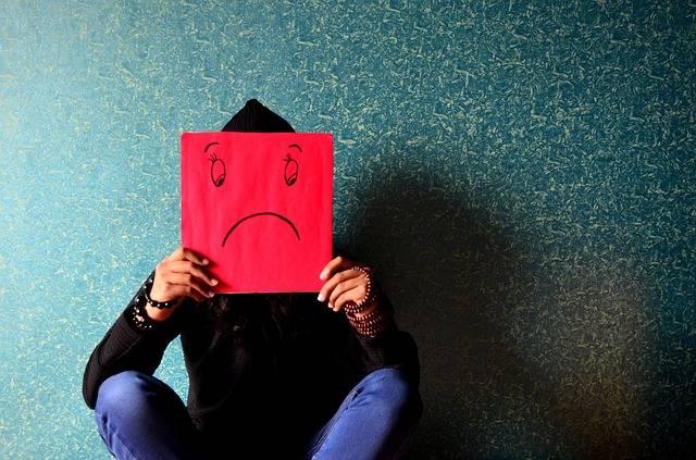 Unhappy Man Mask - Free photo on Pixabay (553621)