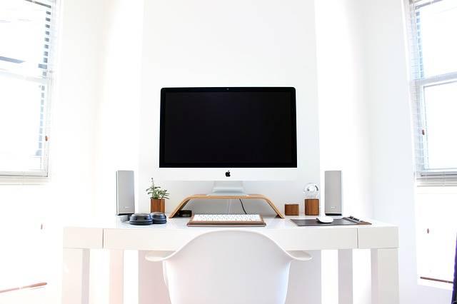 Apple Chair Computer - Free photo on Pixabay (553627)