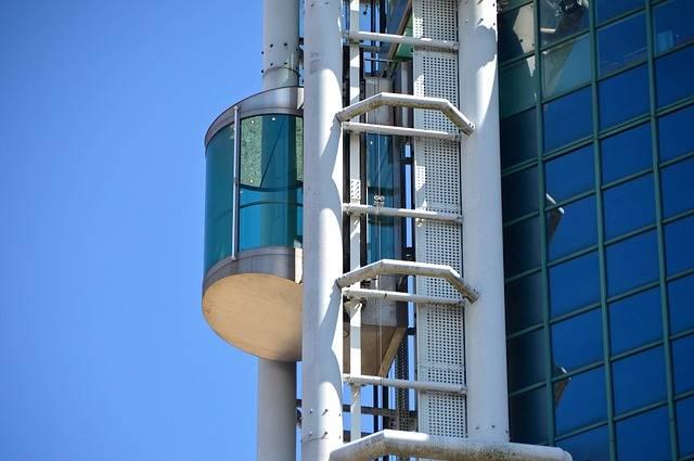 Skyscraper Elevator City - Free photo on Pixabay (562816)