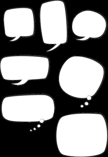 Speech Bubble Text Box Talk - Free vector graphic on Pixabay (573695)
