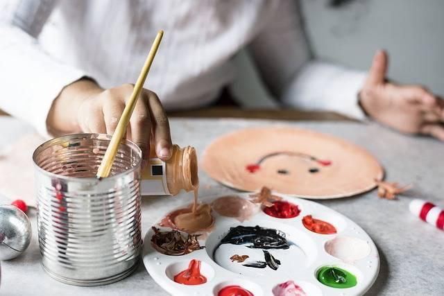 Artist Painter Colors - Free photo on Pixabay (584516)
