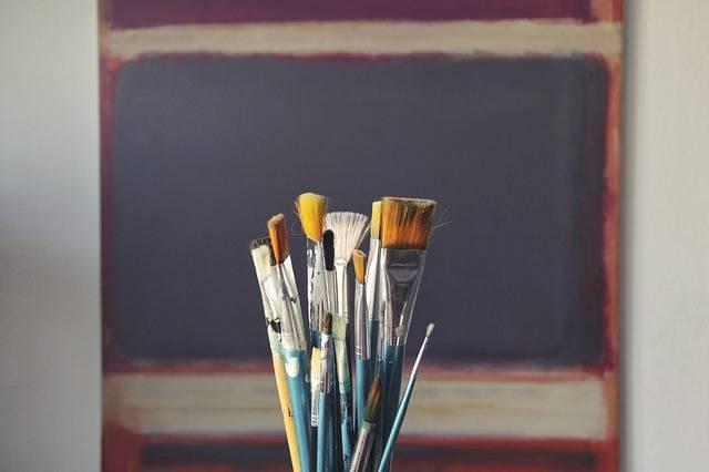 Brushes Art Paint - Free photo on Pixabay (584529)