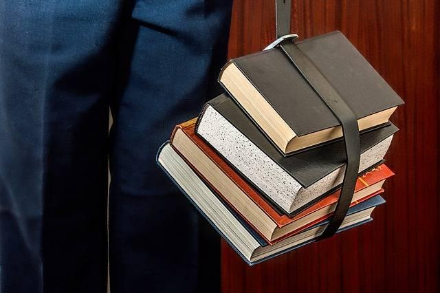 Books Student Study - Free photo on Pixabay (585513)