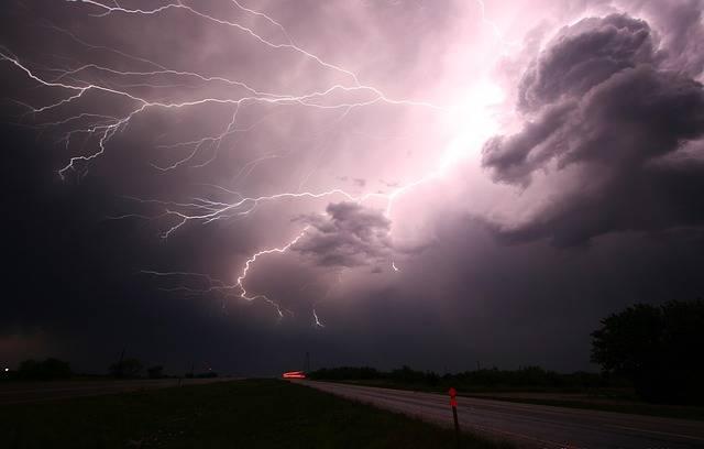 Lightning Thunder Storm - Free photo on Pixabay (587940)