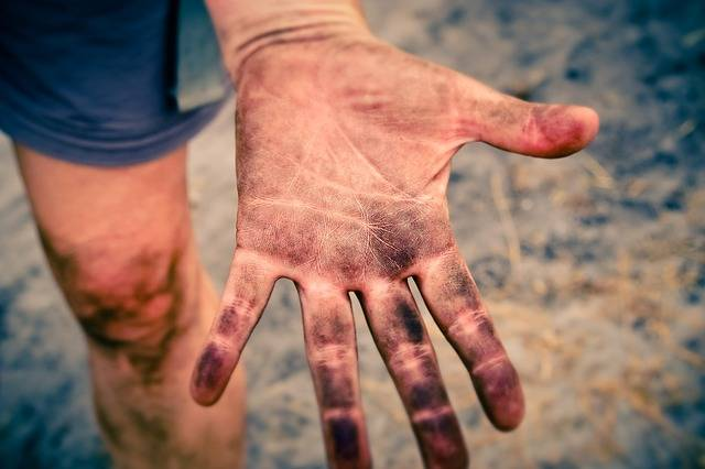 Hand Fingers Skin - Free photo on Pixabay (600434)
