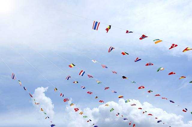 Bunting Sports Day Clear - Free photo on Pixabay (600571)