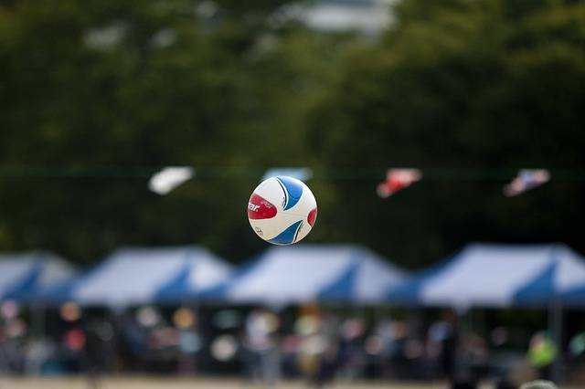 Athletic Foot Volleyball Ball - Free photo on Pixabay (600575)