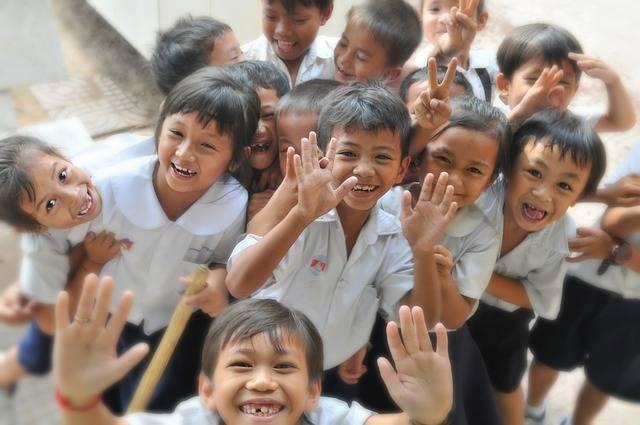 Children School Laughing - Free photo on Pixabay (600608)