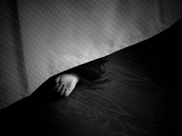Hand Table Cloth Crime Black And - Free photo on Pixabay (601120)