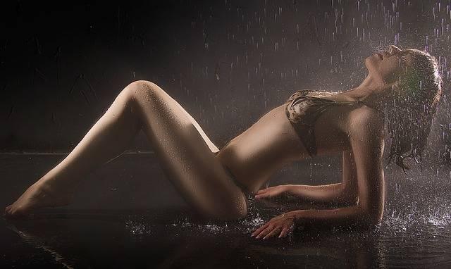 Girl Wet Sexy - Free photo on Pixabay (610552)