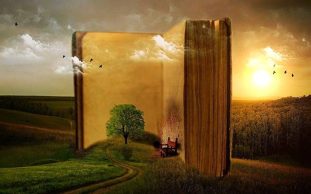 Book Old Clouds - Free image on Pixabay (612438)