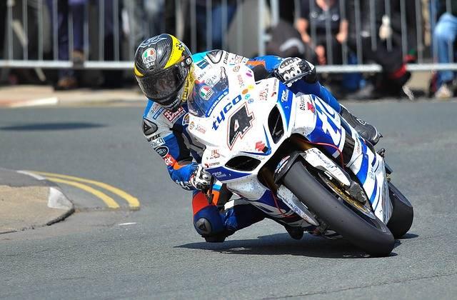 Motorbike Racing Motorcycle - Free photo on Pixabay (612439)