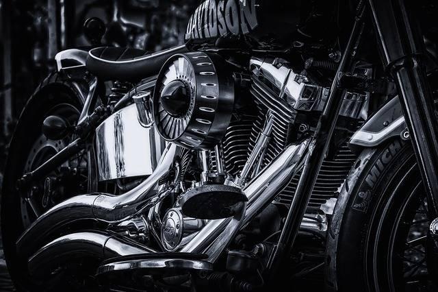 Harley Davidson Motorcycle Chrome - Free photo on Pixabay (612774)