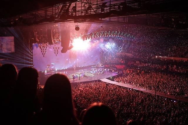 Concerts Audience Spectators - Free photo on Pixabay (612779)