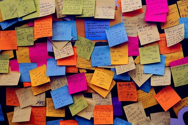Post It Notes Sticky Note - Free photo on Pixabay (616430)