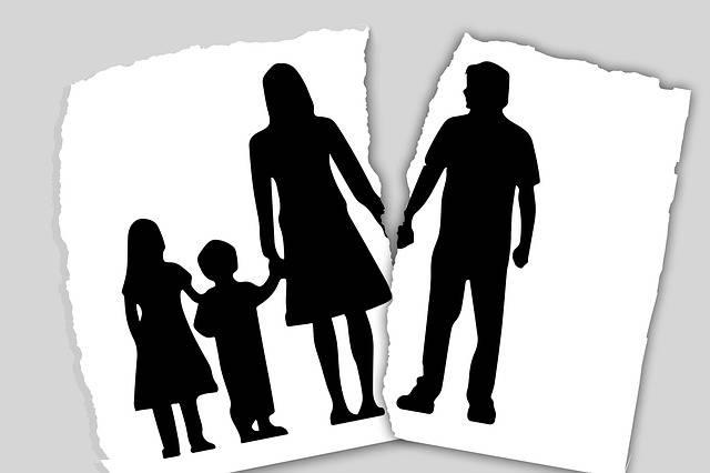 Family Divorce Separation - Free image on Pixabay (656380)