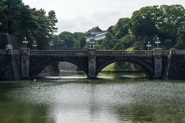 Asian Bridge Canal - Free photo on Pixabay (660307)