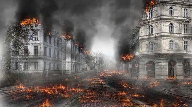 Armageddon Destruction Apocalypse - Free photo on Pixabay (660321)