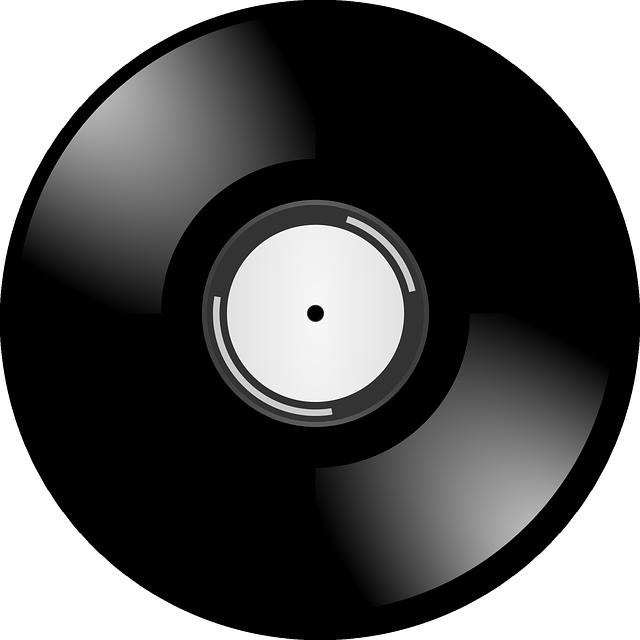 Disc Audio Vinyl - Free vector graphic on Pixabay (660393)