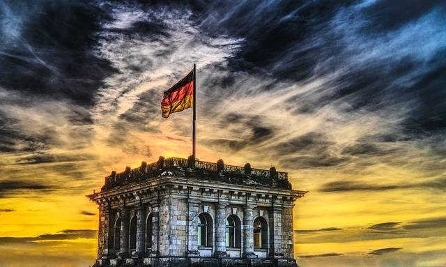 Bundestag German Flag Reichstag - Free photo on Pixabay (666612)