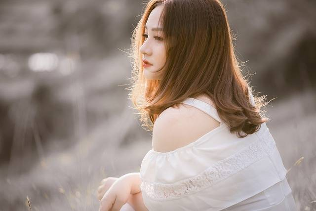 Girl Sunny Hair - Free photo on Pixabay (722634)