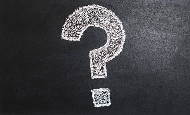 Question Mark Why Problem - Free photo on Pixabay (724924)