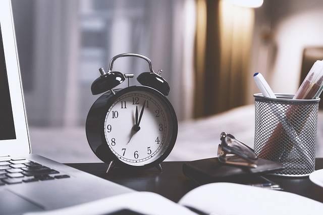 Time Alarm Clock - Free photo on Pixabay (724928)