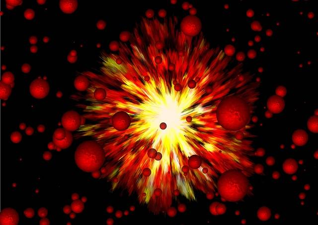 Fire Explosion Big Bang - Free image on Pixabay (727554)