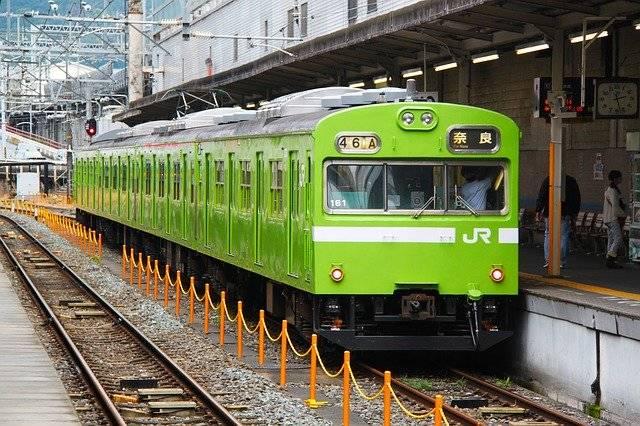 Green Train Jr Station - Free photo on Pixabay (741555)