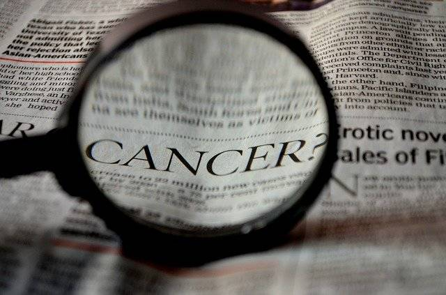 Cancer Newspaper Word - Free photo on Pixabay (742648)