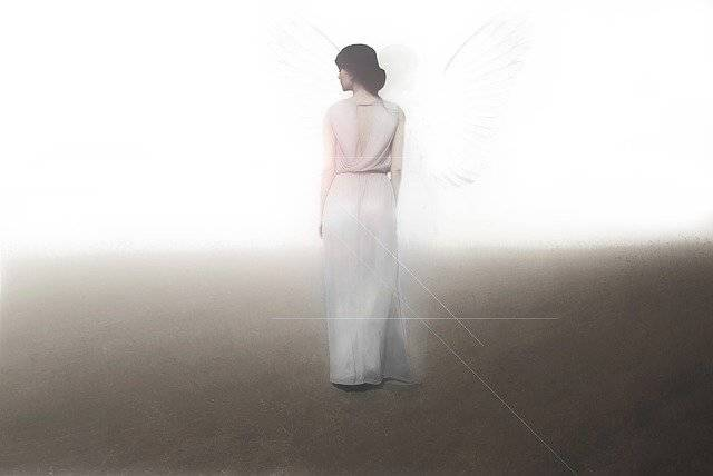 Angel Woman Light - Free photo on Pixabay (759304)