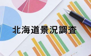 建設業の急減速は注意必要(4-6月期北海道地域景況調査)