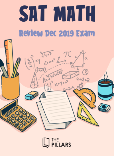 SAT Math: Review Dec 2019 Exam