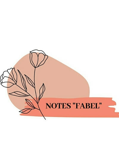 "Notes ""Fabel"" Sampul"