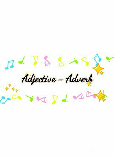 Adjective - Adverb ปก