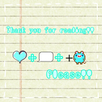 【other】English Note✨ 6ページ目