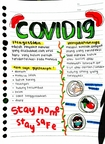 COVID-19 • Digital Note Page 1