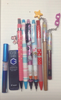 my☆pens and books 1ページ目