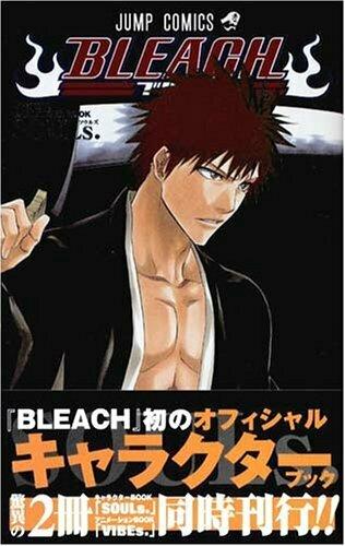 Bleach official character book souls 1